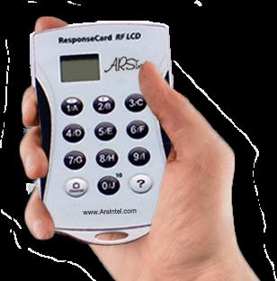 ARSintel Keypad